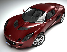 Lotus Elise sport 3D