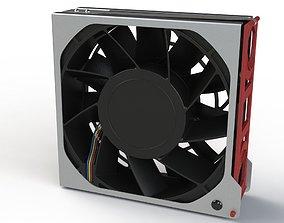 3D model FAN for PC
