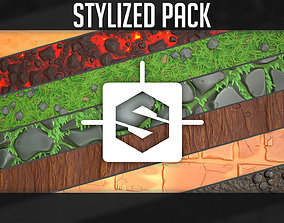 Stylized Pack 3D