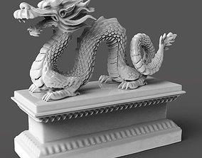 Chinese Dragon 3D print model