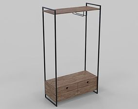 3D asset game-ready Cabinet