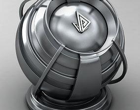 VRAY SHADER---METAL---Vanadium 3D