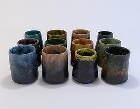 3D model Epoxy Resin Mugs