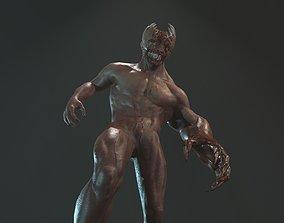 Asym Monster 3D model