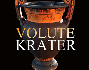 Volute Krater 3D