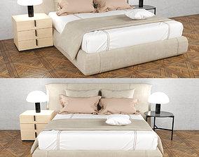 Flow Amal bed 3D printable model