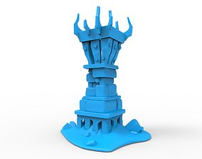 3D print model Tower Miniature - The Road to Valhalla -