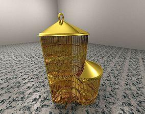 3D print model Bird Cage