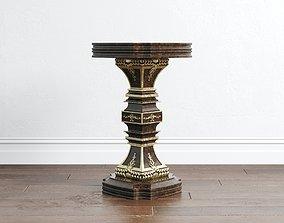3D model Calenas Art Deco Koltuk Takimi Side Table