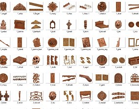 25Gb 3D stl models ready to use in your cnc machine 1