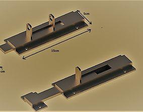 Slidelock 3D print model
