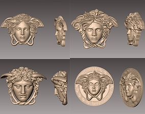 versace pendants 3D printable model