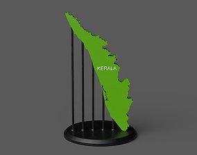 3D print model Kerala
