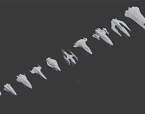 Free Spaceship 3D Models   CGTrader