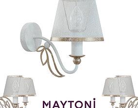 Sconce Milea ARM824-WL-01-W Maytoni Classic 3D model