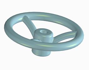 Steering Wheel - Kids Education 3D print model