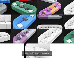 3D Morpher BT design