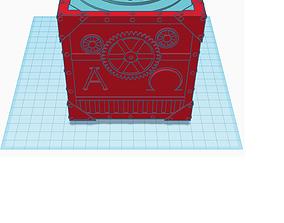 3D printable model Once Upon A Time - Pandora Box