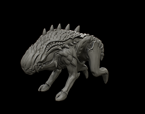 Chaos Mutts 3 versions 3D print model