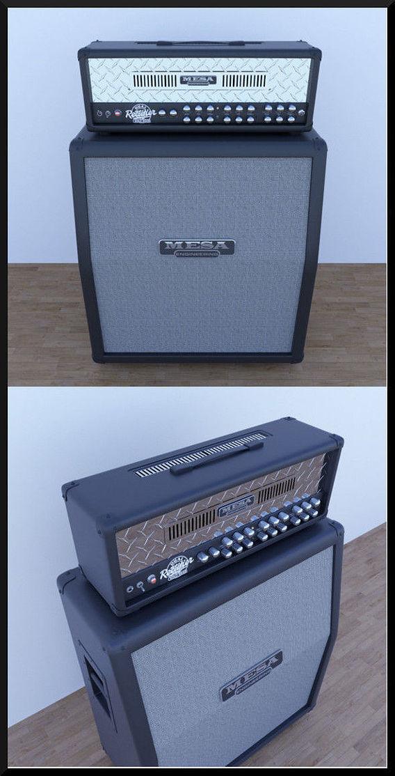 Mesa Guitar Amp