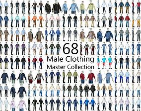 3D model Master Collection 68 Casual Sports and Business 2