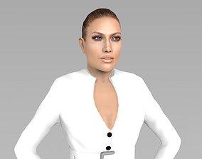Jennifer Lopez ready for full color 3D