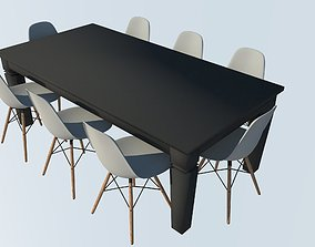 3D printable model ANB Dining Table