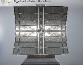 3D asset Radar Module