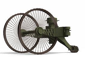 3D model LEBEDENKO TSAR TANK