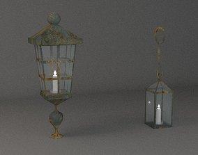 3D asset sailor light