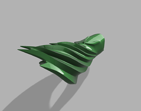 Aquaman Arm Bracer and Gauntlet 3D printable model
