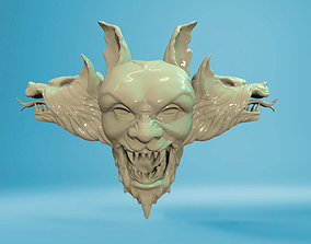 Bram Stoker s Dracula - 3D print model