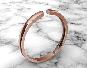 3D print model Hollow Women Ring - Free