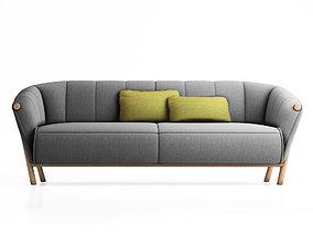 3D Yas sofa by Bosc