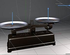 3D model Old balance