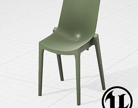 Magis Zartan Basic Chair UE4 3D model