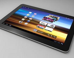3D model Samsung Galaxy Tab Tablet