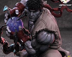 3D printable model Ryu - Street Fighter