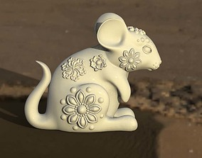 mouse 3D printable model