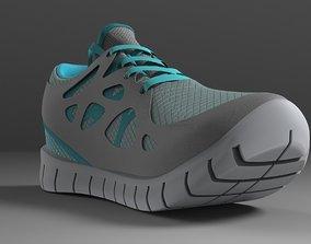 nike sneakers 3D printable model