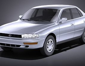Toyota Camry 1992 - 1996 VRAY 3D model