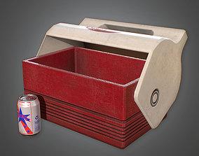 3D asset CAM - Cooler - PBR Game Ready