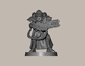 Warhammer 40k Sisters of Battle Heavy 3D printable model 2