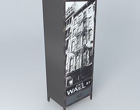 3D WALL STREET dressing houses the world