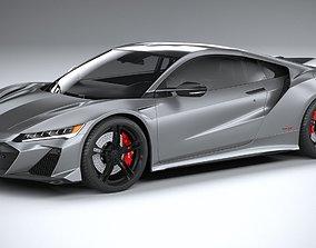 3D Acura NSX Type S 2022