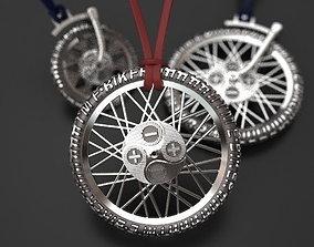 3D printable model Ebiker big rotate wheel