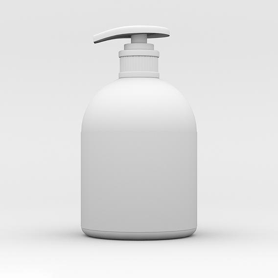 Hand Sanitizer Model