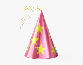3D model Party Hat 03