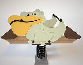 Playground Spring - Pelican 3D