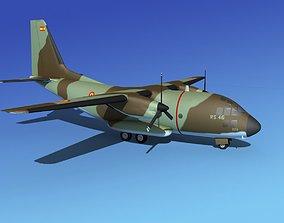3D Alenia C-27-A Spartan Spain